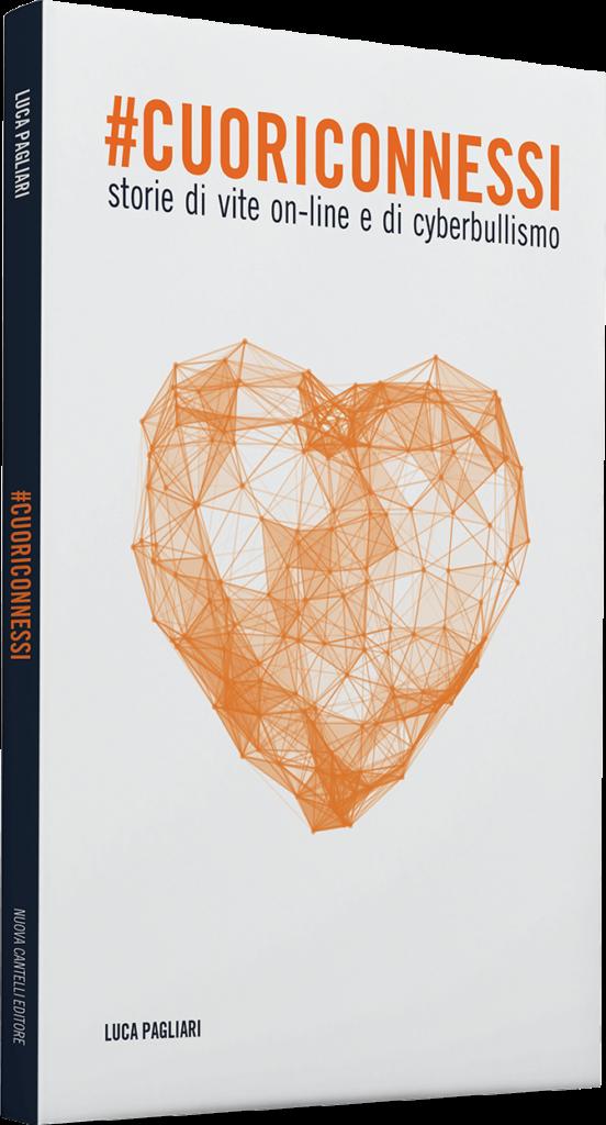 Copertina del libro #cuoriconnessi